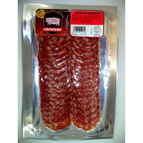 Lonchas de salchichón EXTRA Artesano